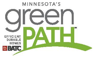 Green Path Logo By Charles-Merritt-Homes
