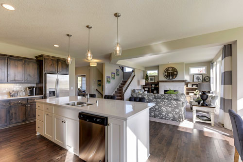 Kitchen By Charles-Merritt-Homes